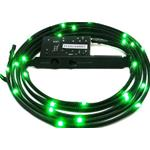 CAVO LUCI LED VERDE PER CABINET 1MT 12 LED NZXT