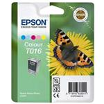 CART. EPSON T016 COLOR