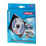 KIT DI PULIZIA PER LENTI CD/DVD EDNET